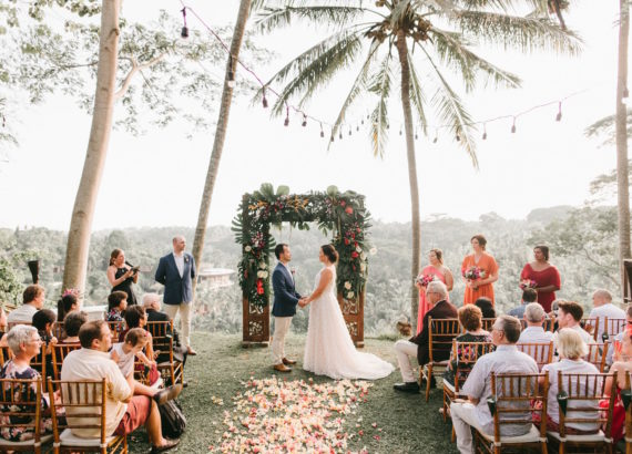 Lily Wedding Services wedding planner in Bali Indonesia
